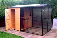 Custom Outdoor Aviaries Related