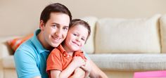 suara ayah lebih bersahabat di telinga anak