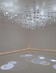 Light Rain, una instalación de Troika.