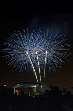 Fireworks, via Flickr.