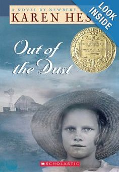 Out Of The Dust: Karen Hesse: 9780590371254: Amazon.com: Books