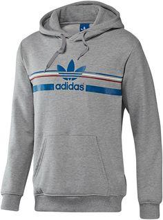 Adidas originals logo hoodie, WANT!