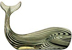Abraham Palatnik - Baleia Gigante- Acrílico 26x37 Ass - R$ 3.500,00 no MercadoLivre