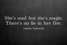 Mad but Magic