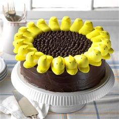 21 Easter Cake Recipes. Wrap up your holiday celebration with these impressive Easter cake recipes, from a fun Peeps treat and sunny lemon cakes to a strawberry torte and homemade carrot cakes.
