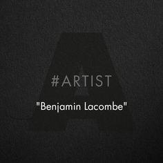 #-ARTIST - Benjamin Lacombe