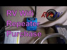 I purchase the #Radio Labs RV Wifi Booster for my RV After comparing all the bells and whistles i chose the #RadioLabs, #Router #Repeater/Marine XL Kit …