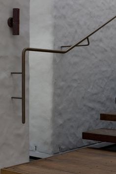 // handrail detail