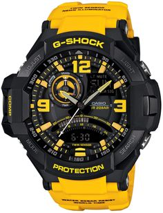 CASIO G-SHOCK (GA-1000-9BJF) SKY COCKPIT MEN'S WATCH JAPANESE MODEL