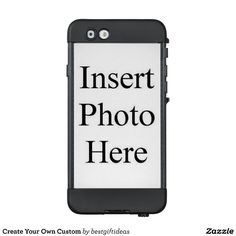 Create Your Own Custom LifeProof NUUD iPhone 6 Case