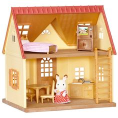 Calico Critters - Cozy Cottage Starter Set by International Playthings - $49.95