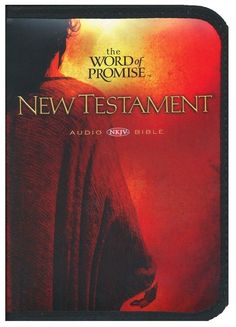 The Word of Promise New Testament - NKJV Audio Bible - 20 CDs NEW -  BRAND NEW!!