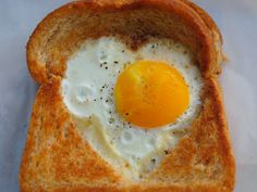 SteakNPotatoesKindaGurl: Valentine's Day Egg in the Sandwich Basket
