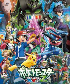 Pokemon x y z