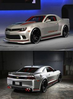 Checkout this Chevrolet Camaro IROC-Z. Looks awesome!