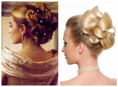 prom hairstyles, kampausideoita vuosijuhlille