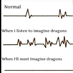 Imagine Dragons - this kinda goes for everything else too:)