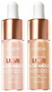 Loreal Paris True Match Lumi Glow Amour Boosting Drops Loreal Paris Makeup Beauty Products Drugstore True Match Lumi
