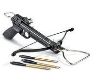 80lb Metal Barrel Pistol Mini Cobra Crossbow