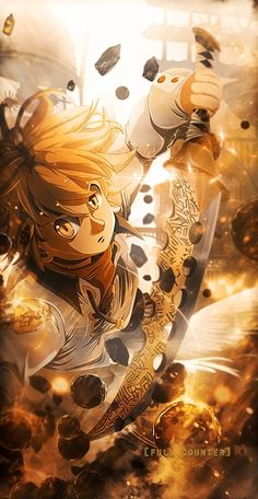 Meliodas | the seven deadly sins