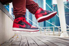 Air Jordan 1 X Banned