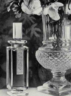 Caron Perfume 1950s