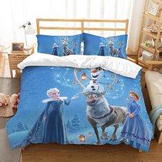 Frugal Official Licensed Character Double Duvet Cover Bed Set Kids Boys Girls Gift Bedding Sets