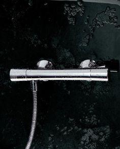 Baterie termostatyczne KLUDI - niezmienny strumień ciepłej wody