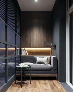 Дизайн какого балкона Вам понравился больше: 1, 2 или 3?