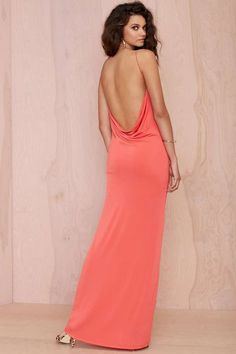 Never Look Back Dress - Orange | Shop What's New at Nasty Gal