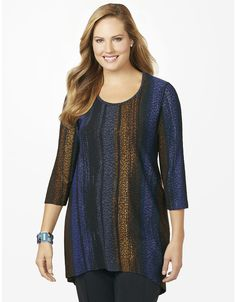 Ripple Effect Top | Catherines