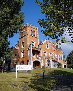 Vizcaya Guecho, Algorta - Palacio de Santa Clara