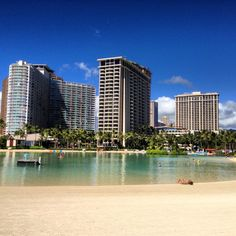 Hotel Review of the Hilton Hawaiian Village in Honolulu by Wilson Travel Blog Us Travel, Family Travel, Conrad Hotel, Best Vacation Destinations, Hotel Reviews, Adventure Travel, Hawaiian, New York Skyline, Around The Worlds