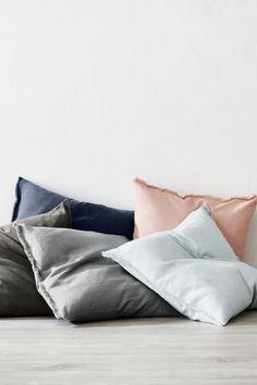 Aura Fringe Cushion | Flo and Frankie