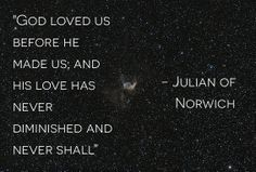 Christian Love Julian of Norwich