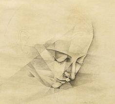Dali Portrait d Ana Maria Dali.