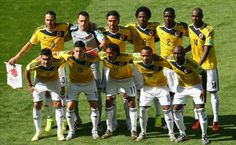Selección de Colombia mundiaal de Brasill 2014.