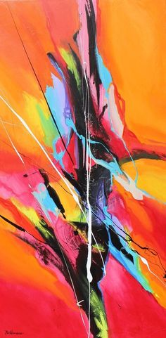 Abstract-Art-Painting-Artist-Pierre-Bellemare-1 Category: abstract art