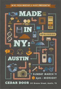Made in NY Austin