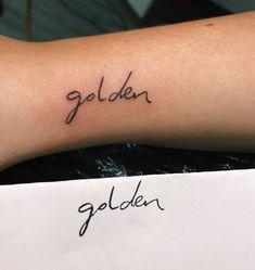 Little Tattoos, Mini Tattoos, Cute Tattoos, New Tattoos, Ankle Tattoos, Harry Tattoos, Harry Styles Tattoos, Smal Tattoo, One Direction Tattoos