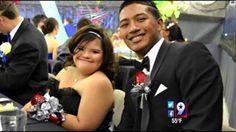 McCamey Teen with Down Syndrome Voted Prom Queen. So proud of this town!