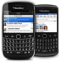 RIM reportedly hanging up on BlackBerry phone hardware