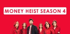 Watch Money Heist Season 4: Release Date, Download Unlock Iphone Free, Drama Series, Season 4, Money, Watch, Tv, Clock, Silver, Bracelet Watch