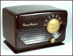 listened to a radio like this when I was a kid