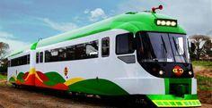 CRÓNICA FERROVIARIA: Bolivia: Ferroviaria Oriental presenta la nueva im...