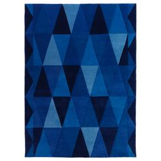 i want this for my blue room.  IKEA STOCKHOLM TRIANGEL Rug, low pile - IKEA