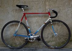 Gazelle track frame / model Piet de wit