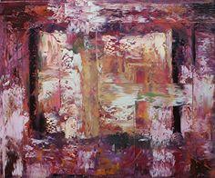 "Early Summer Glaze by Donald Fox Oil ~ 30"" x 36"""