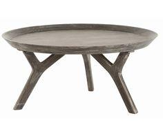 Emmett Grey Tray Coffee Table