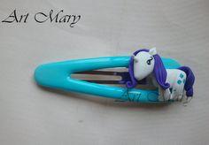 Pferd Haarspange